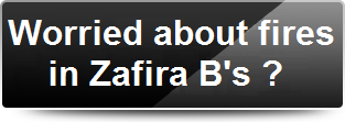 Information about Zafira B fires
